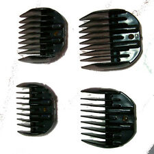 4x Universal Hair Clipper Limit Combs Guide Attachment Comb Size 3.6.9.12mm