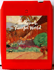 THE RASCALS   THE YOUNG RASCALS   Peaceful World  8 TRACK TAPE  CARTRIDGE