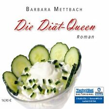 Barbara Mettbach les régime-queen 5 CD audio + 1 mp3-cd/Box set