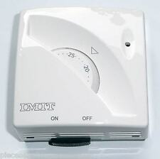 Thermostat ornamental IMIT TA3 boiler pump air-conditioner +5° à +30° reverser