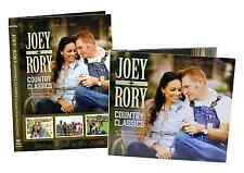 Joey and & Rory CD + DVD Country Classics A Tapestry Of Our Musical Heritage NEW