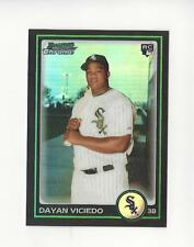 2010 Bowman Chrome Draft Refractor #BDP75 Dayan Viciedo Rookie White Sox