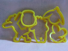Winnie The Poor & Tigger Cookie Cutter Mold Cupcake Birthday Favor