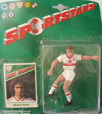 Kenner Football Soccer Sport Stars Maurizio Gaudino New Sealed Figure & Card