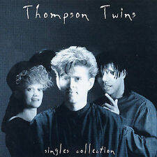 Thompson Twins - Singles Collection (Audio CD - 1996) [Import] NEW