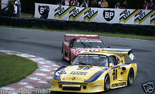 PORSCHE 935 K3 GARRETSON FLYING TIGERS BOBBY RAHAL BRANDS HATCH 1000KM 1981 2