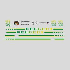 Peugeot Premiere Bicycle Frame Stickers - Decals - Transfers - n.25