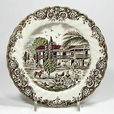 Johnson Brothers Heritage Hall Spanish American Hacienda Bread Butter Plate (1)