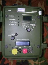 Gamma und Neutronenstrahlung Dosimeter FAG 380 GN