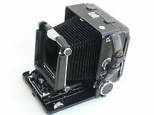 WISTA SP 4x5 inch metal large format camera (B/N. 20238S)