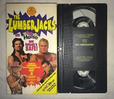 WWF The Lumberjacks In Your House '95 (VHS, 1995) WWE WCW COLISEUM VIDEO RARE