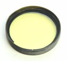 Push-on 42mm Yellow Filter Orthocolor 1/42 LIFA