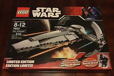 LEGO STAR WARS SITH INFILTRATOR LIMITED EDITION 7663