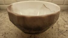 Costa Boda Large Diva Bowl, Marble, Design: Asa Jungnelius: Retail $155; MINT