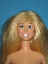 HANNA MONTANA DOLL-NUDE FOR OOAK-2007-GLITTERY EYE SHADOW