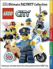 Ultimate Factivity Collection: LEGO City : LEGO City by DK (2014, Paperback)