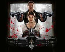Gemma Arterton & Jeremy Renner photo - H599 - Hansel & Gretel: Witch Hunters