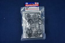 Tamiya 94785 1/32 Mini 4WD Large Dia 1-Way Wheel Set - Super X & XX Chassis
