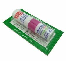 Poy Sian Nasal Inhaler from Thailand For Cold & Flu with Free Postage