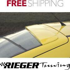 Rieger ABS Fits VW Corrado Gtx Rear Window Cover 8082
