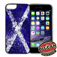 SCOTLAND FLAG GrUnGe apple iphone 6 compatible cover