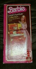 Barbie Dream Furniture Collection Stove/Microwave Oven 1978 Vintage