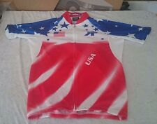 Cycling Jersey Vintage RARE NWOT USA assos Limited series Freedom Rider WOW!