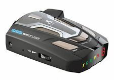 Cobra High Performance 14 Band Police Radar Laser Detector w/LaserEye | SPX-5300
