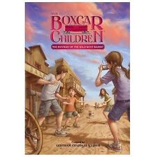 The Boxcar Children Mysteries: The Mystery of the Wild West Bandit #135 by...