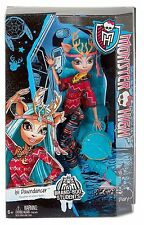 New Monster High Isi Dawndancer Doll - Brand-Boo Students Deer Spirit Daughter