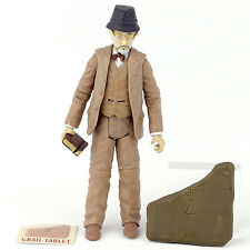 "Indiana Jones Last Crusade DR. HENRY JONES 3.75"" Action Figure Hasbro 2008"