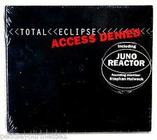 NEW Total Eclipse: Access Denied Music Audio CD Blue Room