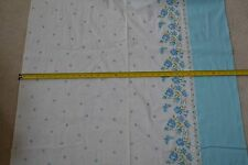 "By-the-Half-Yard, 36"" Wide Vintage 1960's Pillowcase Cotton Fabric, M2751"