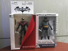 DC Designer Series Batman Darwyn Cooke + Nightwing DC Collectibles action figure
