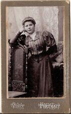 CDV photo Feine Dame - Österreich 1900er