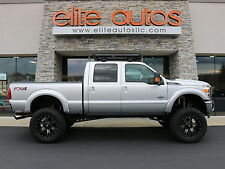 Ford: F-250 4WD 4dr