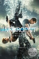 Insurgent Movie Tie-in Edition (Divergent Series)-ExLibrary