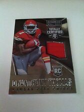 2014 Totally Certified Rookie Roll Call Jerseys #17 De'Anthony Thomas