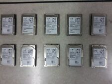 "SEAGATE ST973402SS 73GB 10K 2.5"" ENTERPRISE HARD DRIVE *LOT OF 10*"
