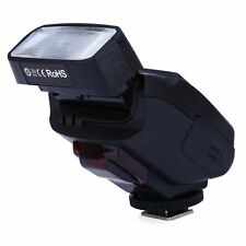 VILTROX JY-610C Mini LCD Flash Speedlite Light for Canon ETTL system camera