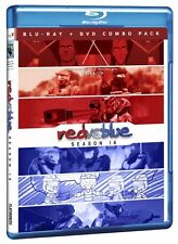 RED VS BLUE SEASON 14 New Sealed Blu-ray + DVD RvB Halo