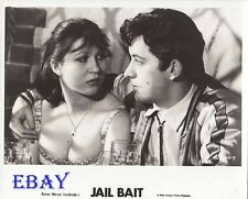 Busty babe Jail Bait by Fassbinder VINTAGE Photor