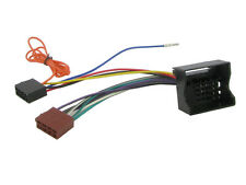 CT20CT02 Citroen C4 Quadlock to ISO Stereo Head Unit Wiring Adapter Lead