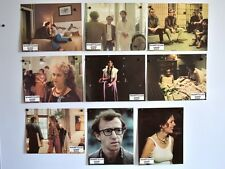 WOODY ALLEN – ANNIE HALL 1977 W. ALLEN D.KEATON, jeu B  9 photos