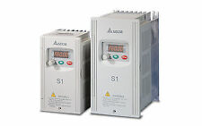 Delta VFD-002S23A Frequency Drive 3PH 1/4HP 230V