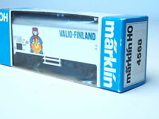 4568 MARKLIN HO-gauge Finish VALIO-FINLAND transport box car