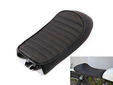 Black Motorcycle Motorbike Seat for Kawasaki Cafe Racer Scrambler Retro Project