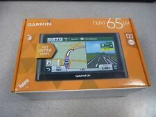 "Garmin Nuvi 65LM 6"" GPS with Lifetime Maps  -  ""MINT"" SHELF PULLS!"