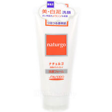 Shiseido Japan Naturgo White Clay Cleansing Foam Wash (120g/4 fl.oz)