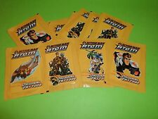 ACTION MAN ATOM ORIGINAL TATTOOS lotto 17 bustine tatuaggi lavabili bambini